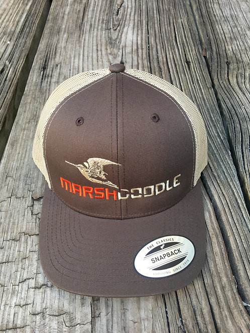 Timber Brown Marshdoodle Hat