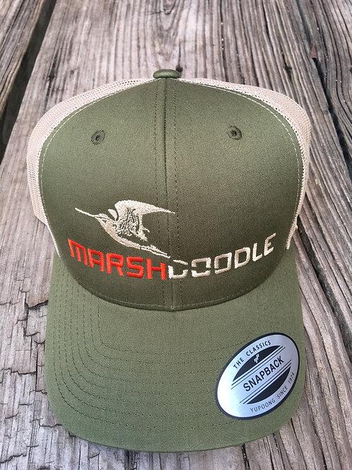 Marsh Green Marshdoodle Hat