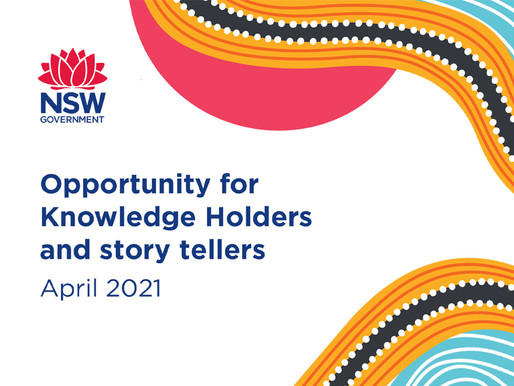Opportunity for Aboriginal Knowledge Holders and story tellers of the Newcastle Region