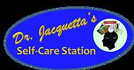 LOGO-Dr Self-Care Station, candara.png
