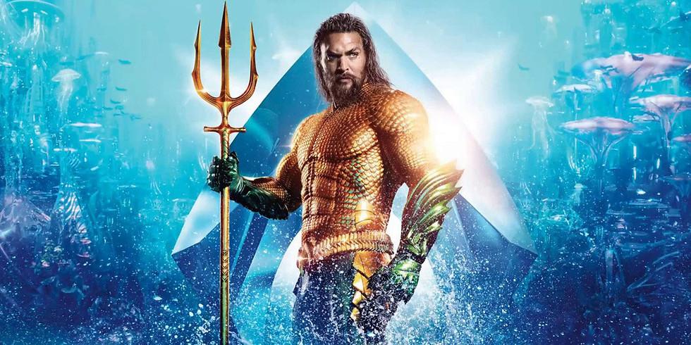 Dive-In Movie Night 2019- Aquaman