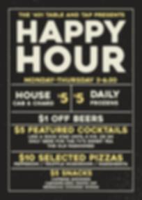 The 401 Happy Hour
