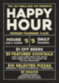 The 401 Happy Hour