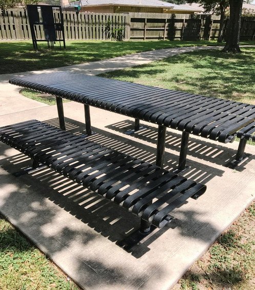 Park Picnic Table - Cost of wooden picnic table