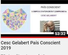 Cesc Gelabert Pais Conscient dansaa