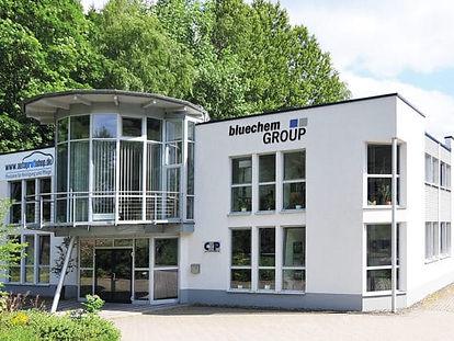 Verwaltunggsgebäude bluechemGROUP