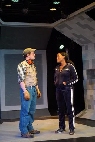 Actors: Jimmy Morgan Ashley Arnett