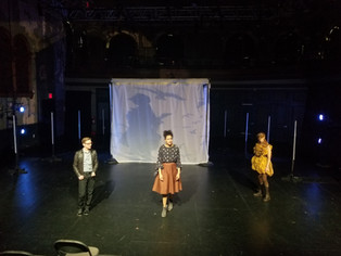 Actors: Maria Mukuka John Teresi Sivon Gordon-Buxbaum