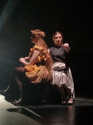 Actors: Andriana Georgitsis Sivon Gordon-Buxbaum