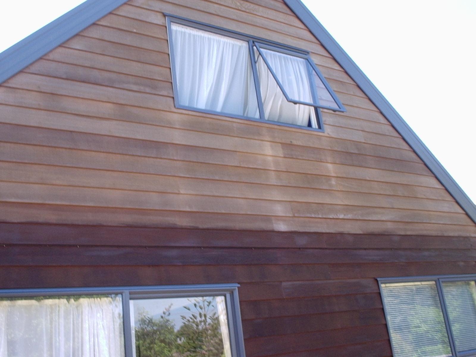 Cedar Restoration Process   During