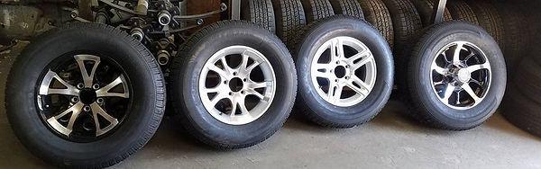 Custom Wheel Upgrades