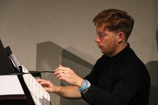 Pierre Audiger - Musical Director