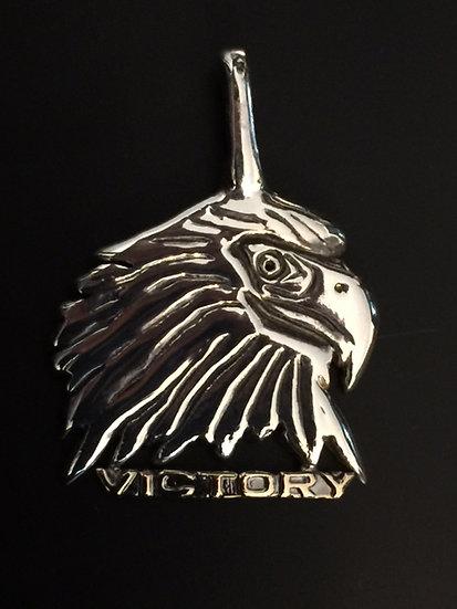 Silver Eagle w/victory Bar