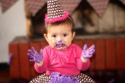 #cakesmash #1año #smashcake #hb