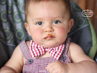 Deja que tu bebé se ensucie al comer