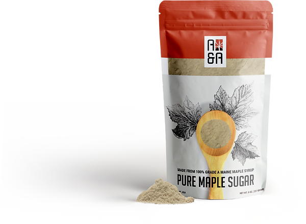 A&A Maple Sugar Packaging