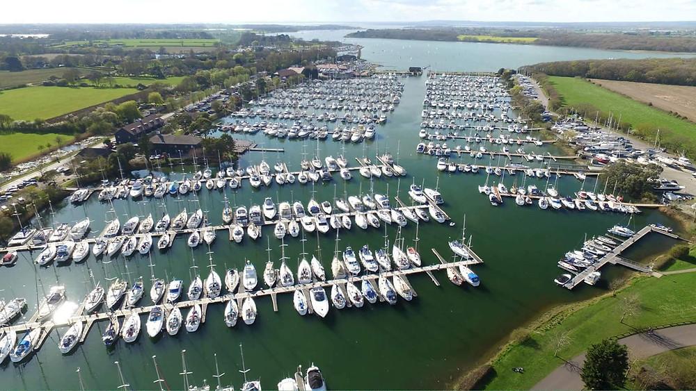 Chichester Harbour/Photo credit: Adam M. Killick