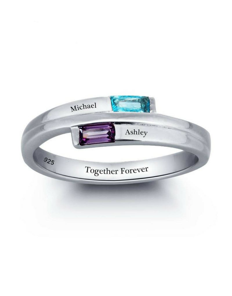 https://www.kayajewellery.co.uk/engraved-jewellery-birthstone-ring-with-two-names.html