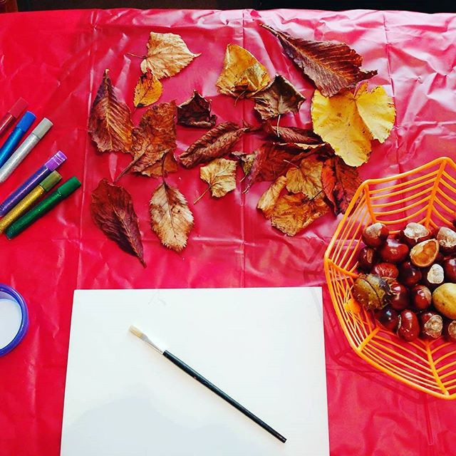 Autumn art, crafts and activities Home Education-ideas