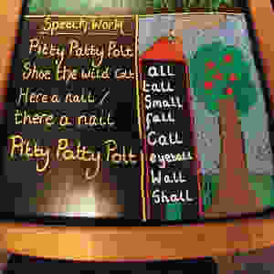 Waldorf chalk boards