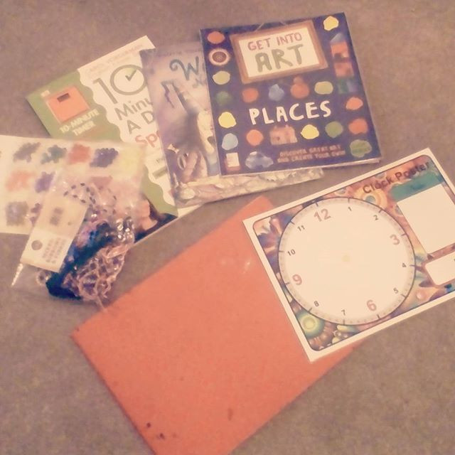 Home Education books and activities