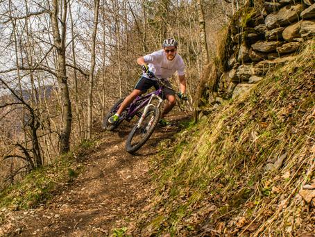 Mountain Biking Season is officially ON!
