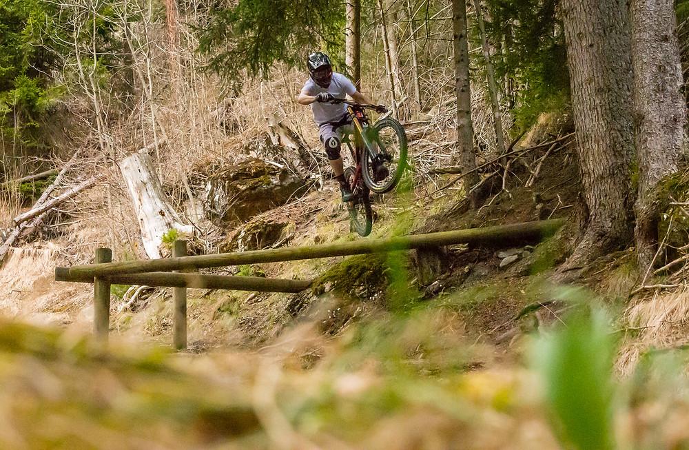 Single trail, Mountain bike guide
