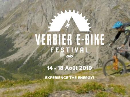 Verbier E-bike Festival 2019