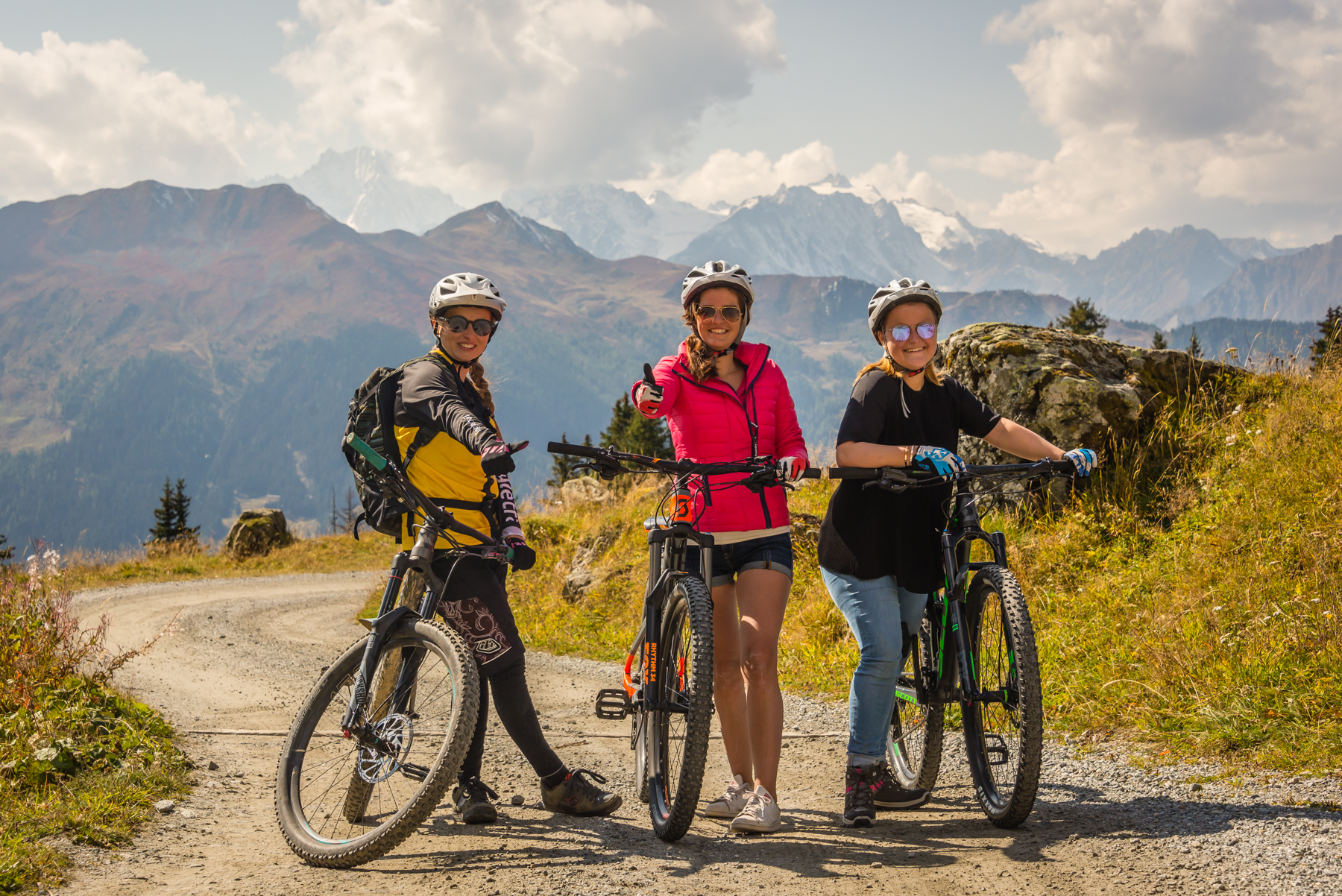 Verbier_Mountain Bike Guiding