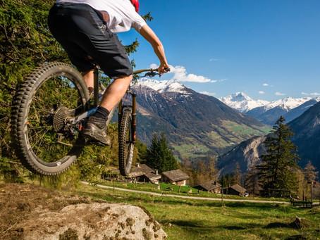 What MTB is best to ride in Verbier