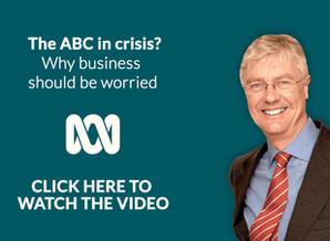 EVENT VIDEO: PROF ED DAVIS ALUMNI AUDITORIUM EVENT - THE ABC IN CRISIS?