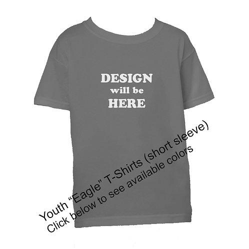 """Youth """"Eagle"""" T-Shirts (short-sleeve)"""