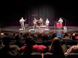 Concert at Northern Michigan University 2