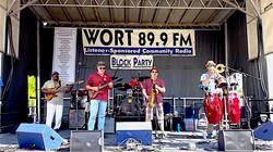 WORT Radio Block Party 2015
