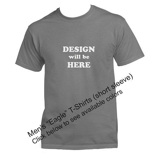 "Men's ""Eagle"" T-Shirts (short-sleeve)"