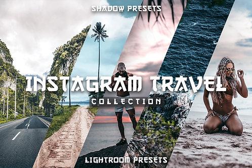 Instagram Travel Preset Collection (Desktop & Mobile)