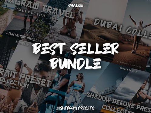 Best Seller Lightroom Preset Big Bundle (Mobile & Desktop)
