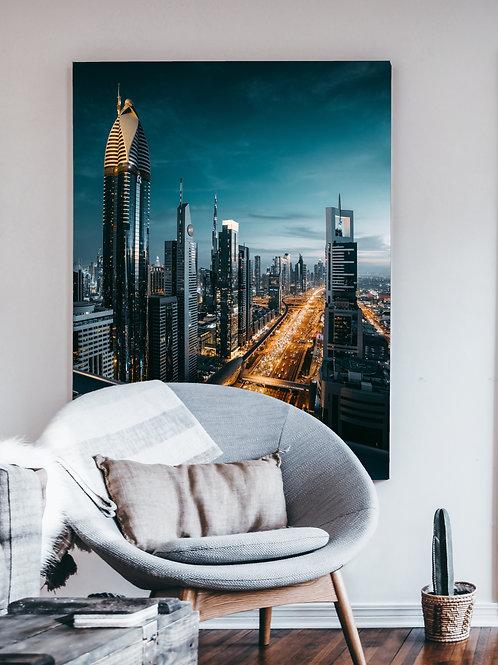 Dubai Dawn CityScape