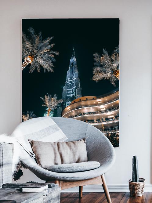 Burj Khalifa x Night
