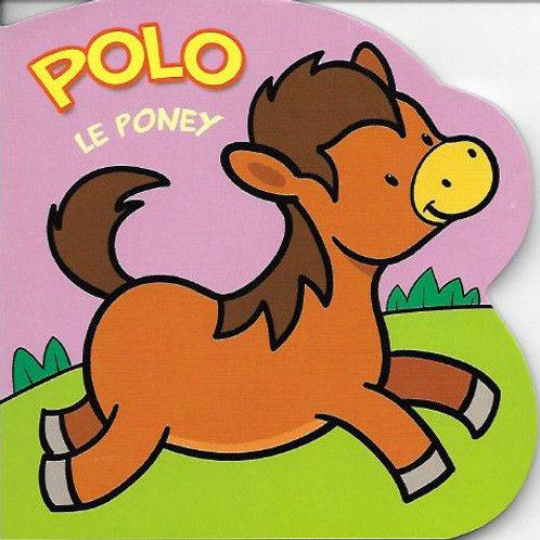 Polo le poney