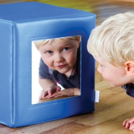 Cube miroirs
