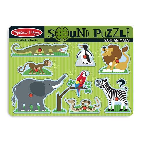 Puzzle sonore