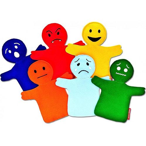 Marionnettes des émotions