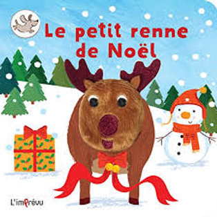 Le petit renne de Noël