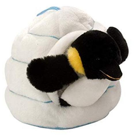 Pingouin et son igloo