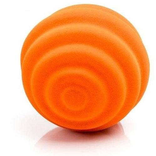 Balle tactile orange