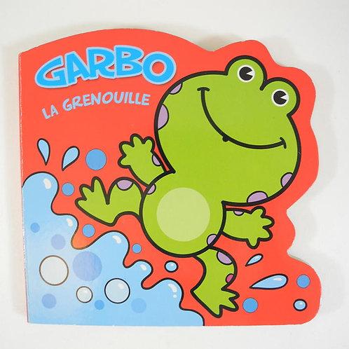 Garbo la grenouille