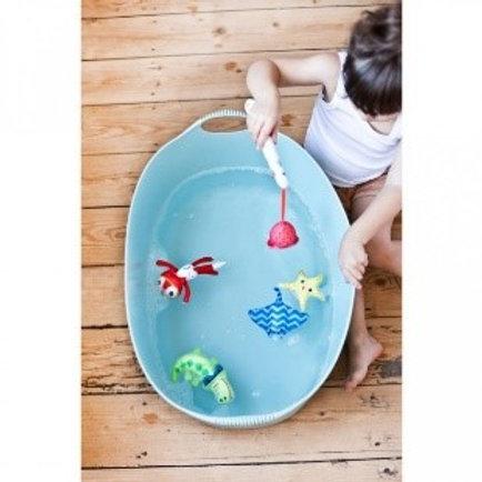 Pêche lilliputiens (pour le bain)