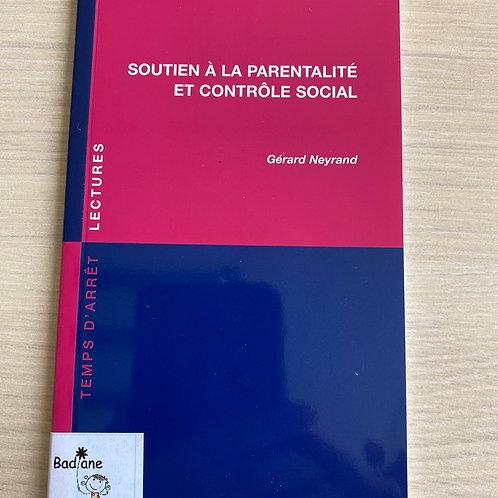 Soutien à la parentalite et le contrôle social