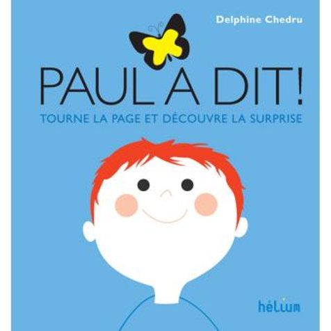 Paul a dit!